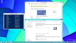 [3200x1800px, 300%] Meldet man sich neu an, werden die DPI-Einstellungen in die VM bzw. den RDP-Host übernommen.