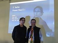 Jeffrey Snover & I